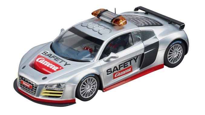 Carrera 124 Safety-Car