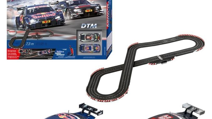 Carrera Digital 132 DTM Set Bild